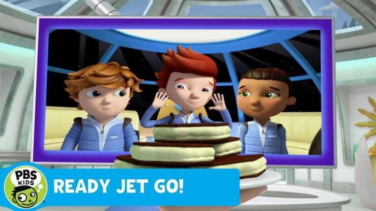 READY JET GO! | Mindy Reports the Weather | PBS KIDS
