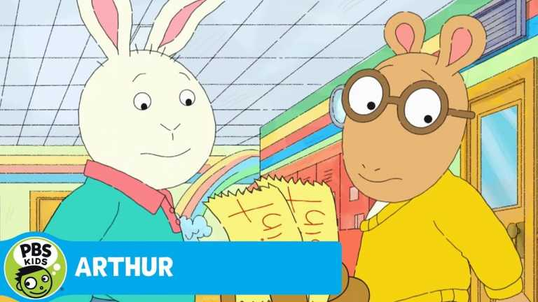 ARTHUR | George Takes Charge | PBS KIDS