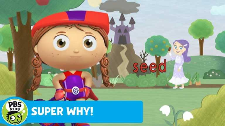 SUPER WHY! | Wonder Red Rescues Snow White! | PBS KIDS