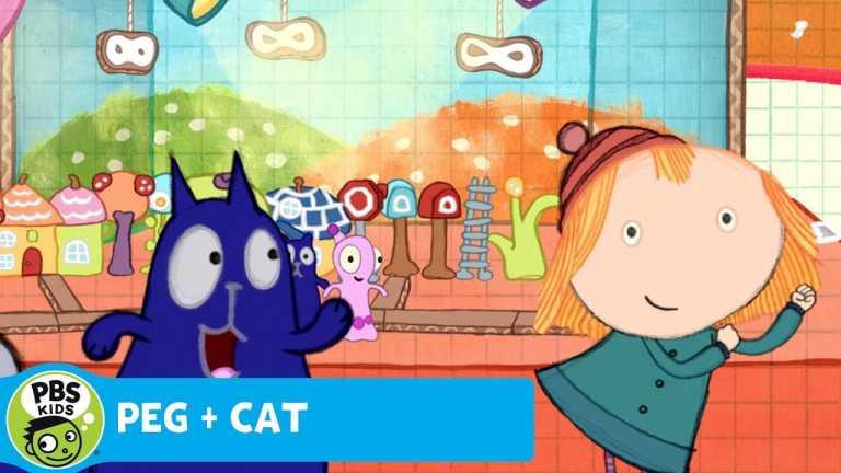 PEG + CAT | Cat Counts to Twenty | PBS KIDS