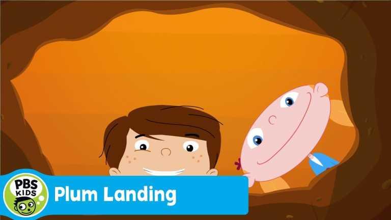 PLUM LANDING | Digging for Clues, Desert, Part 3 | PBS KIDS