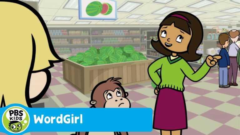 WORDGIRL | Amusing | PBS KIDS