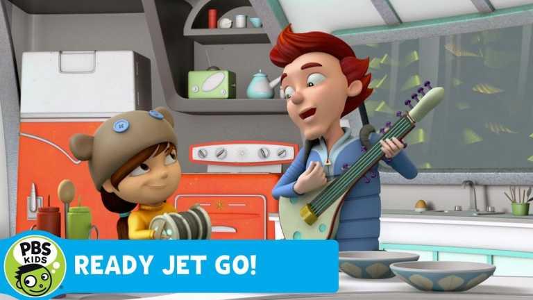 READY JET GO! | Making Comets | PBS KIDS