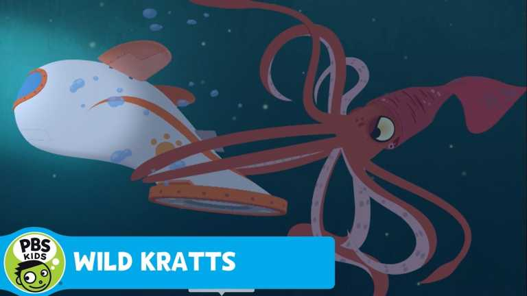 WILD KRATTS | Watch Creatures of the Deep Sea on November 23! | PBS KIDS