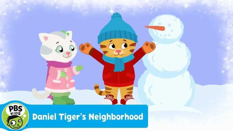 "DANIEL TIGER'S NEIGHBORHOOD | ""Grr, Grr, Grr, Out Loud"" Song | PBS KIDS"