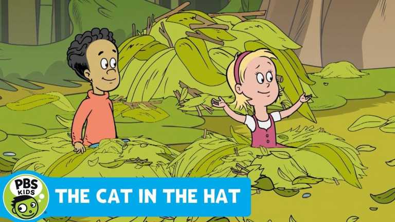 THE CAT IN THE HAT KNOWS A LOT ABOUT THAT!   Building a Nest   PBS KIDS
