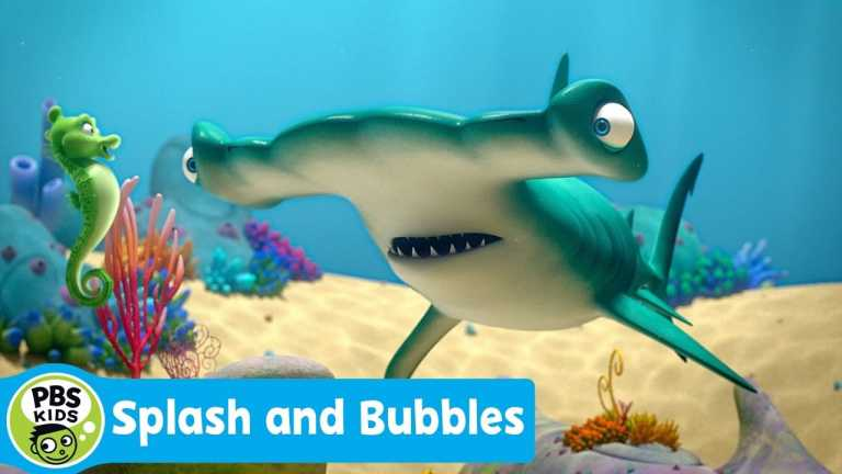 SPLASH AND BUBBLES | Week of All-New Splash & Bubbles Episodes Starting March 13! | PBS KIDS