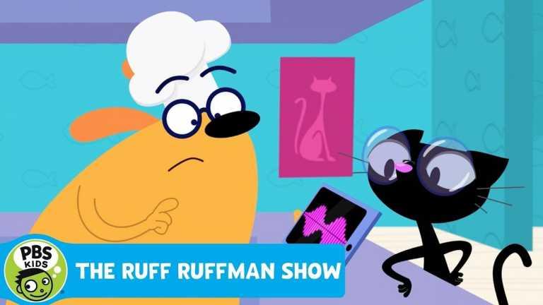 THE RUFF RUFFMAN SHOW | The Cook-off Part 3: Duck, Duck, Egg! | PBS KIDS