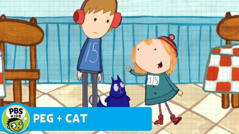 PEG + CAT | Infinite Love | PBS KIDS