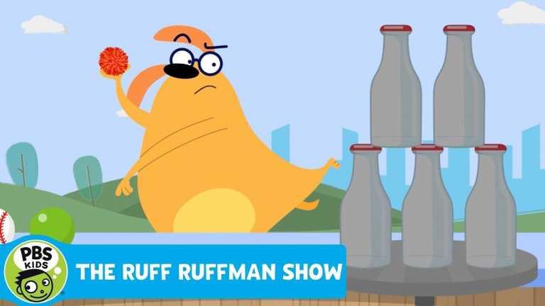 THE RUFF RUFFMAN SHOW | Win a Plushie! | PBS KIDS