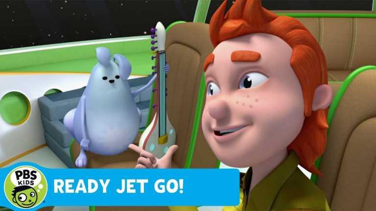 READY JET GO! | Saturn's Storm | PBS KIDS