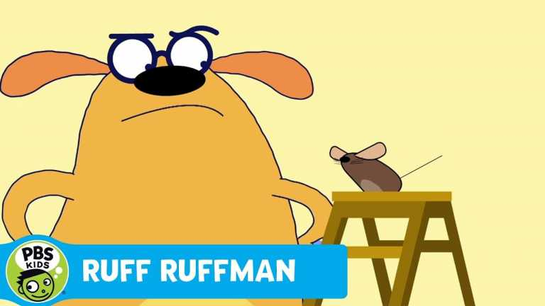 RUFF RUFFMAN | Bonus Scene: Privacy and You! | PBS KIDS