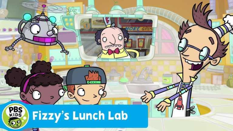 FIZZY'S LUNCH LAB | Tummy Trauma | PBS KIDS