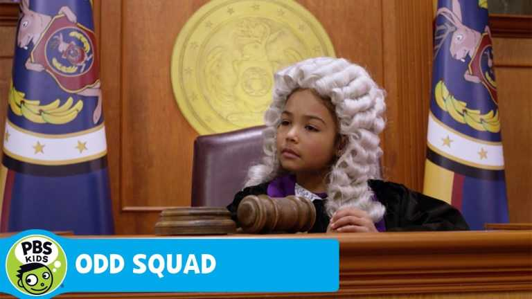 ODD SQUAD | Time for Justice | PBS KIDS