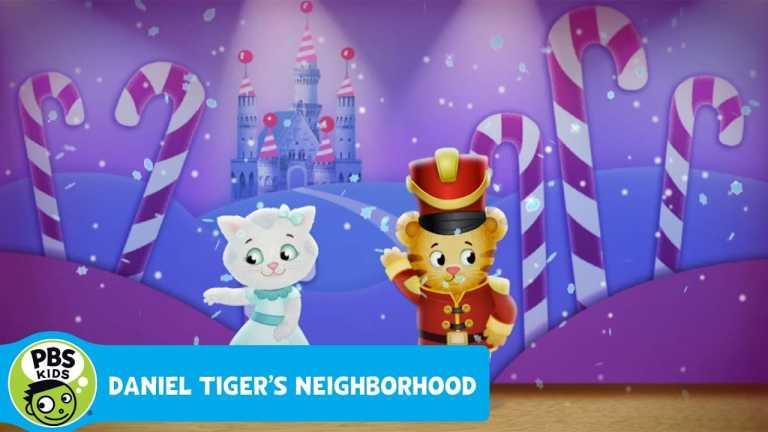 DANIEL TIGER'S NEIGHBORHOOD | Daniel Performs the Nutcracker | PBS KIDS