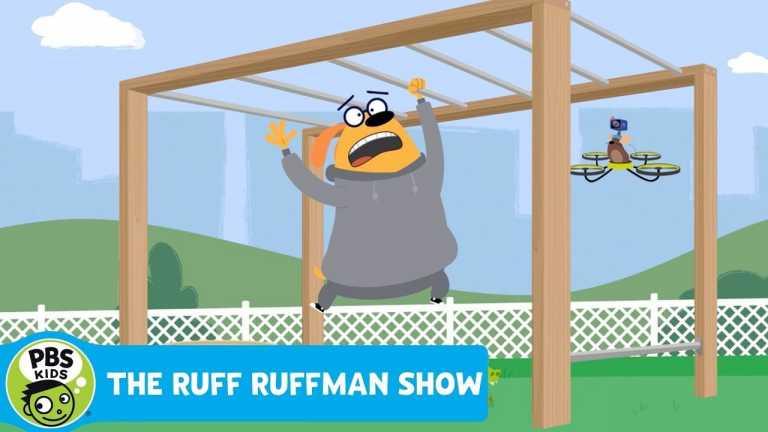 THE RUFF RUFFMAN SHOW | Ask Ruff First: Eye of the Hamster | PBS KIDS