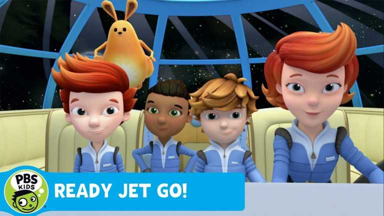 READY JET GO! | Neptune and Home | PBS KIDS