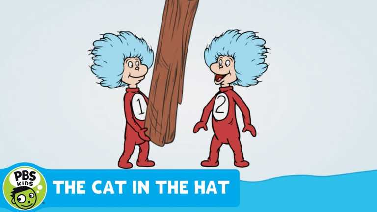 THE CAT IN THE HAT KNOWS A LOT ABOUT THAT! | The Things Make It Float | PBS KIDS