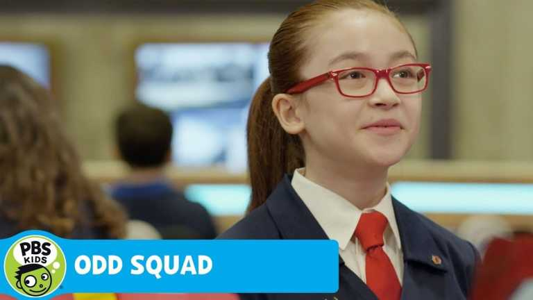 ODD SQUAD   Two Agents Named Olympia   PBS KIDS