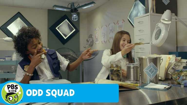ODD SQUAD   The Antidote for the Sillies   PBS KIDS