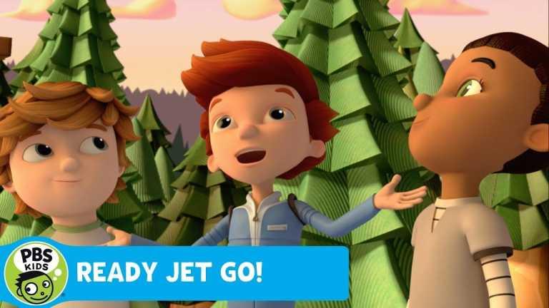 READY JET GO! | Propulsion Backstory | PBS KIDS