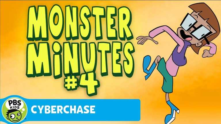CYBERCHASE | MONSTER MINUTES – CHAPTER #4 | PBS KIDS