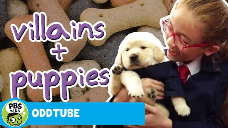 ODDTUBE | Villains and a Puppy | PBS KIDS