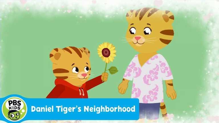 DANIEL TIGER'S NEIGHBORHOOD | Ugga Mugga Means I Love You (Song) | PBS KIDS