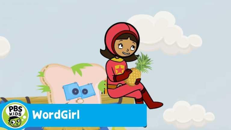 WORDGIRL | Eureka | PBS KIDS