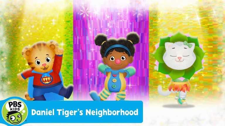 DANIEL TIGER'S NEIGHBORHOOD | Dress Up and Dance! | PBS KIDS