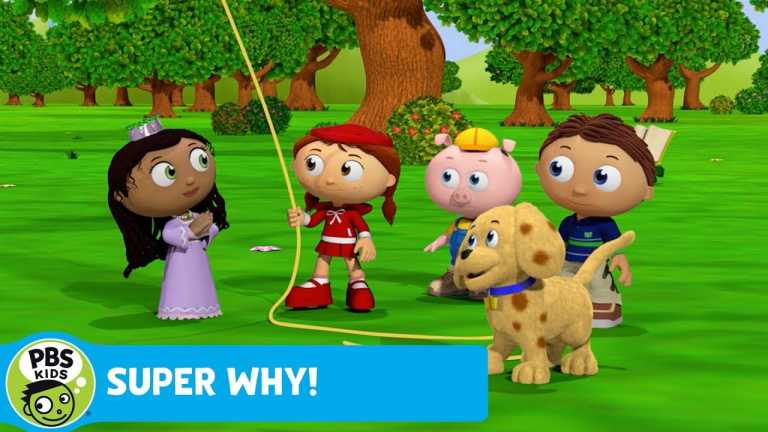 SUPER WHY! | Princess Cooperates | PBS KIDS