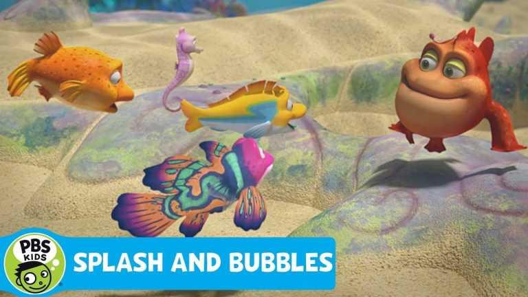 SPLASH AND BUBBLES   Meet Wart   PBS KIDS