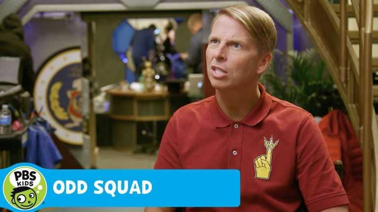 ODD SQUAD | Jack McBrayer as Weird Tom | PBS KIDS #OddSquadMovie