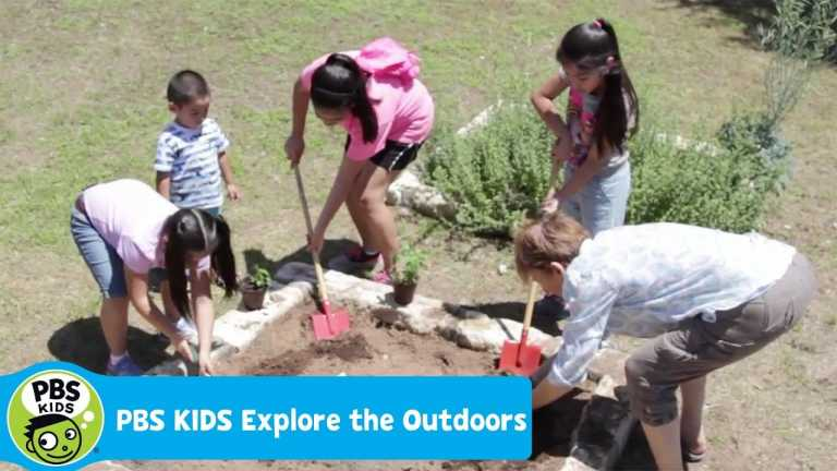 KLRU and Campbell Elementary | Explore the Outdoors | PBS KIDS