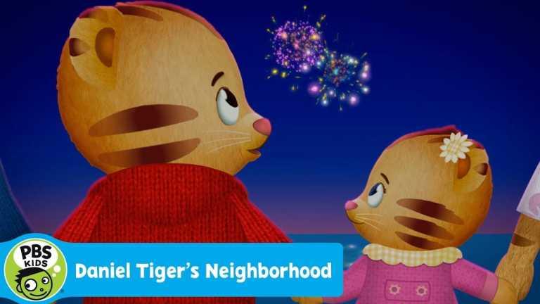 DANIEL TIGER'S NEIGHBORHOOD | First Time for Fireworks | PBS KIDS