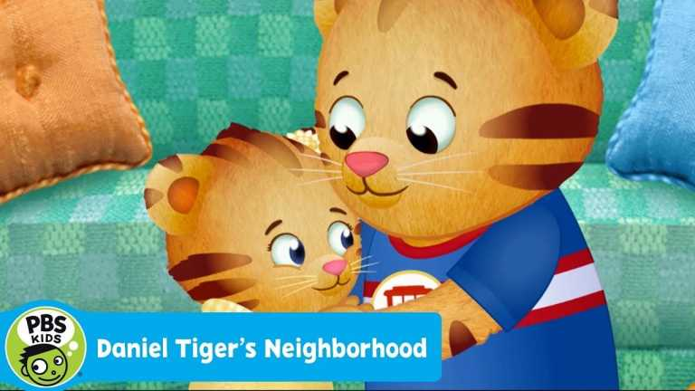 DANIEL TIGER'S NEIGHBORHOOD | King Daniel for the Day and New Episodes All This Week! | PBS KIDS