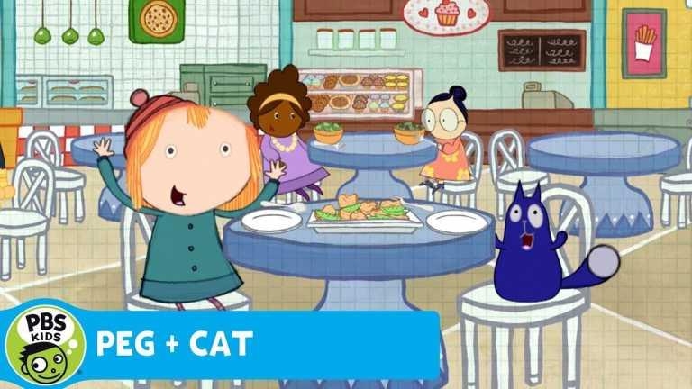 PEG + Cat | Mac the Fork | PBS KIDS