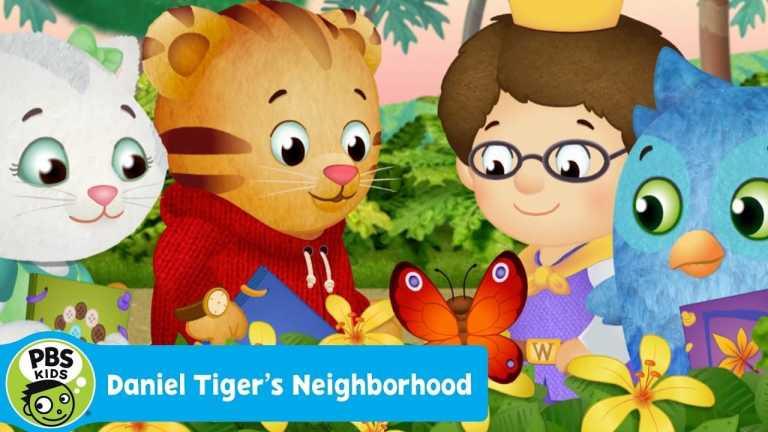 DANIEL TIGER'S NEIGHBORHOOD | Go Slow in Nature | PBS KIDS