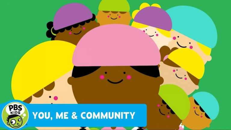 YOU, ME & COMMUNITY | Come and See | PBS KIDS