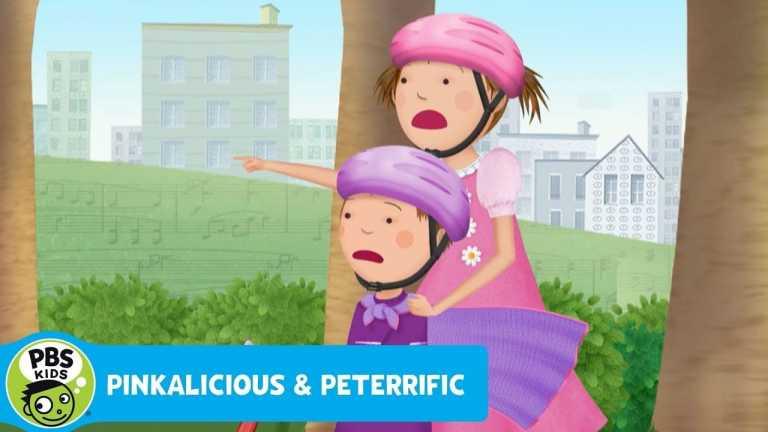 PINKALICIOUS & PETERRIFIC | Knitman to the Rescue! | PBS KIDS