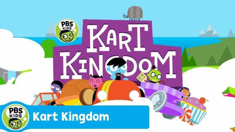 KART KINGDOM | Basin PBS | PBS KIDS