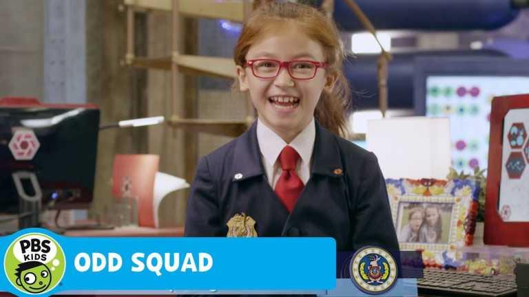 ODD SQUAD | Meet Agent Olympia | PBS KIDS