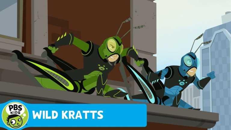 WILD KRATTS   Meeting!   PBS KIDS
