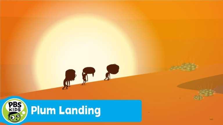 PLUM LANDING | The Lost Lake – Desert, Part 1 | PBS KIDS
