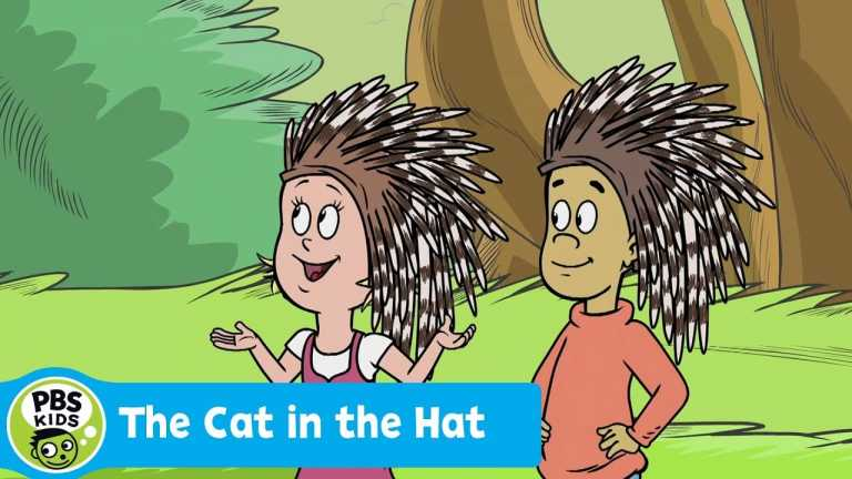 THE CAT IN THE HAT KNOWS A LOT ABOUT THAT | Porcupine Quill Hair | PBS KIDS