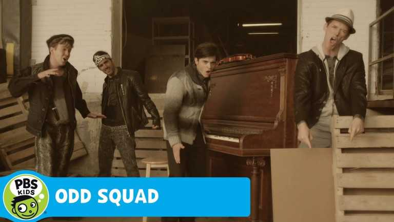 ODD SQUAD: THE MOVIE   Soundcheck: The Saddest Song in the World of All Time   PBS KIDS
