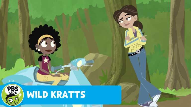 WILD KRATTS | Case of the Mystery Hole | PBS KIDS