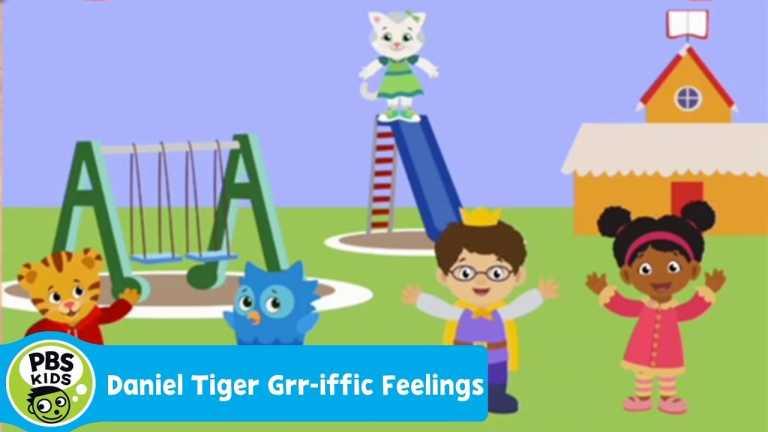 APP | Daniel Tiger Grr-iffic Feelings | PBS KIDS