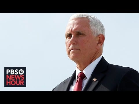 WATCH: Vice President Pence observes Veterans Day at Arlington National Cemetery