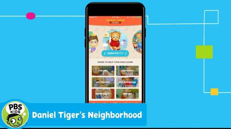 APPS & GAMES | Daniel Tiger for Parents App | PBS KIDS